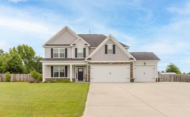 235 Prairie Clover, Aiken, SC 29803 (MLS #473164) :: Shannon Rollings Real Estate