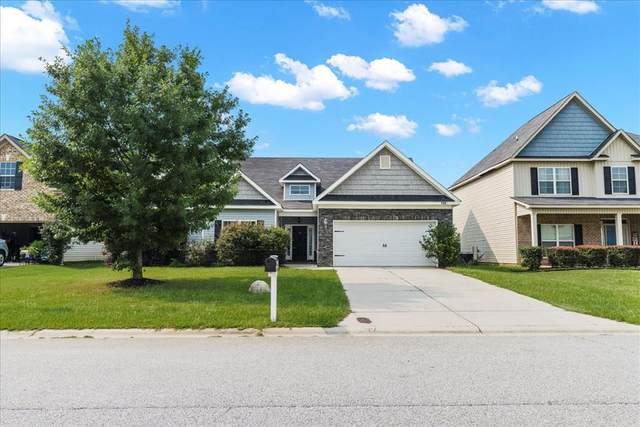 1309 York Drive, Grovetown, GA 30813 (MLS #473168) :: Shaw & Scelsi Partners
