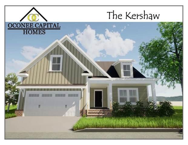 1250 Honey Lane, Evans, GA 30809 (MLS #473174) :: Rose Evans Real Estate