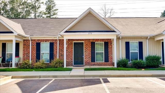 273 Toronto Road, North Augusta, SC 29841 (MLS #473197) :: Rose Evans Real Estate
