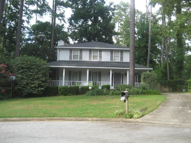 407 Windtree Court, Martinez, GA 30907 (MLS #473200) :: Young & Partners