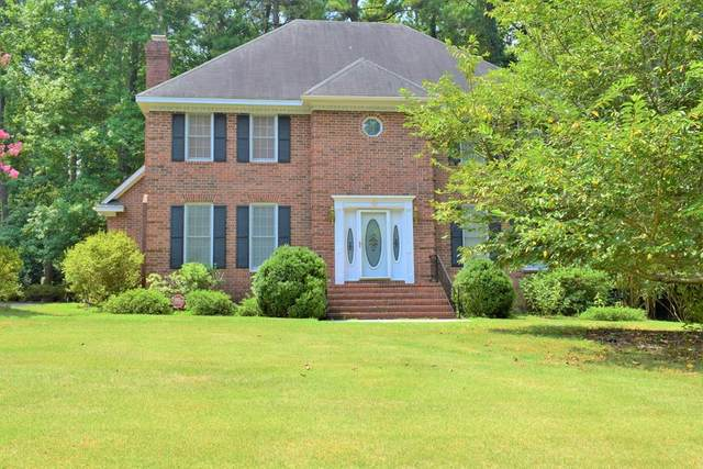 4224 Knollcrest Circle S, Martinez, GA 30907 (MLS #473205) :: Young & Partners