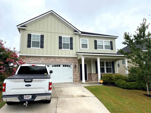 5511 Meghan Lane, Grovetown, GA 30813 (MLS #473228) :: REMAX Reinvented | Natalie Poteete Team
