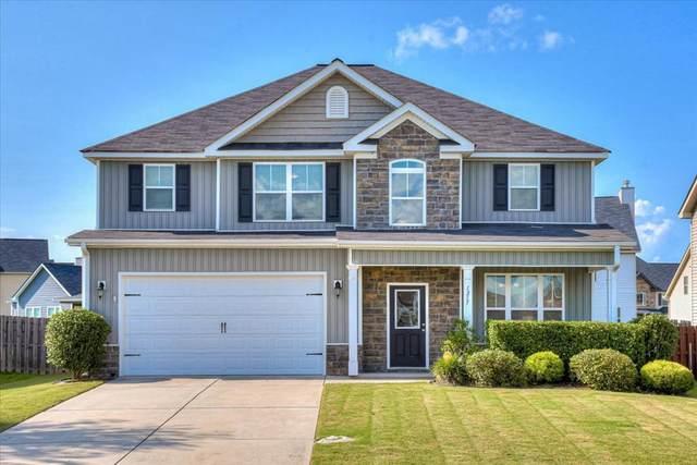 1317 York Drive, Augusta, GA 30813 (MLS #473273) :: REMAX Reinvented | Natalie Poteete Team