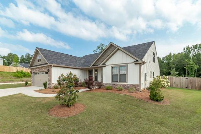 1065 Harlequin Way, North Augusta, SC 29860 (MLS #473278) :: The Starnes Group LLC