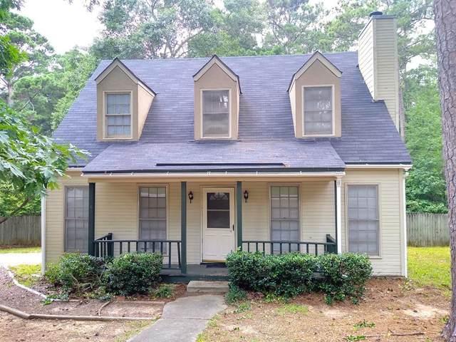 120 Glenora Drive, Augusta, GA 30907 (MLS #473287) :: Young & Partners
