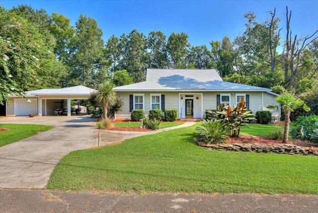 120 Lake Bluff Drive, Waynesboro, GA 30830 (MLS #473294) :: Rose Evans Real Estate