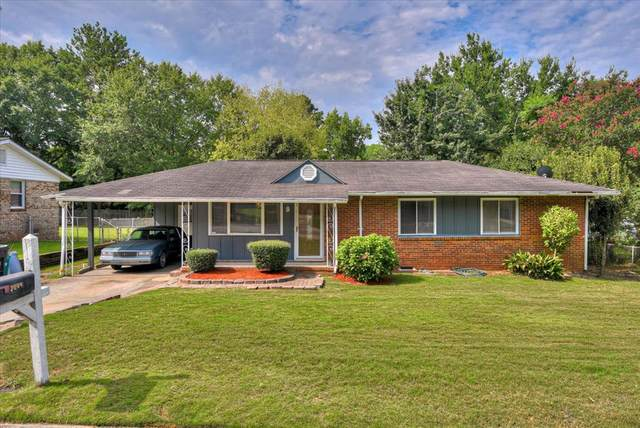 2128 Ashley Drive, Augusta, GA 30906 (MLS #473310) :: Young & Partners