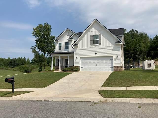 1531 Elias Station, Thomson, GA 30824 (MLS #473367) :: Shannon Rollings Real Estate