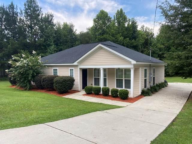 431 Mcintosh Drive, Waynesboro, GA 30830 (MLS #473379) :: The Starnes Group LLC