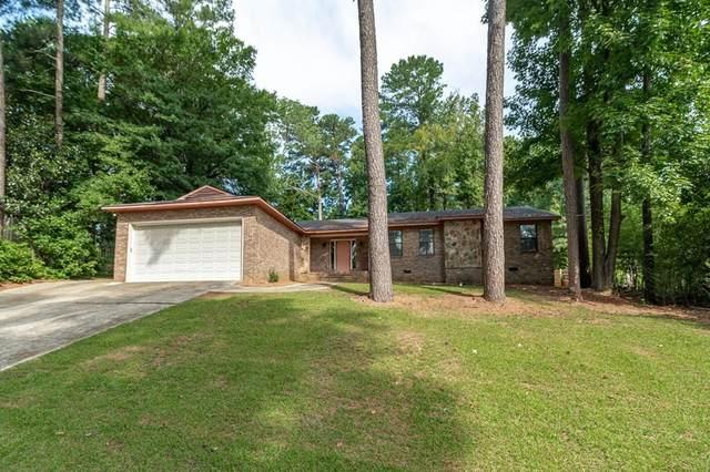 1019 Brookwood Drive, Augusta, GA 30909 (MLS #473392) :: RE/MAX River Realty
