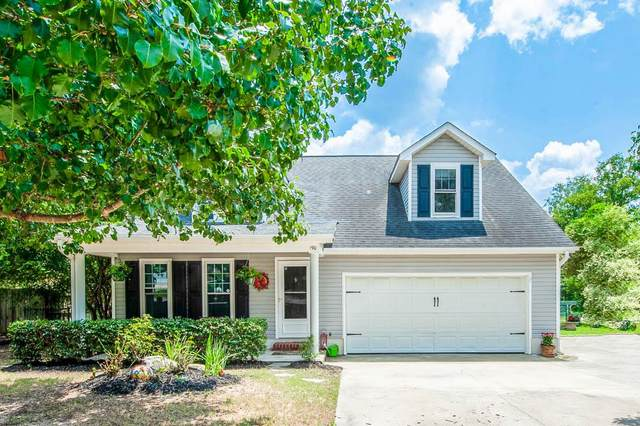 190 Eagle Lake Road, North Augusta, SC 29841 (MLS #473395) :: Southeastern Residential