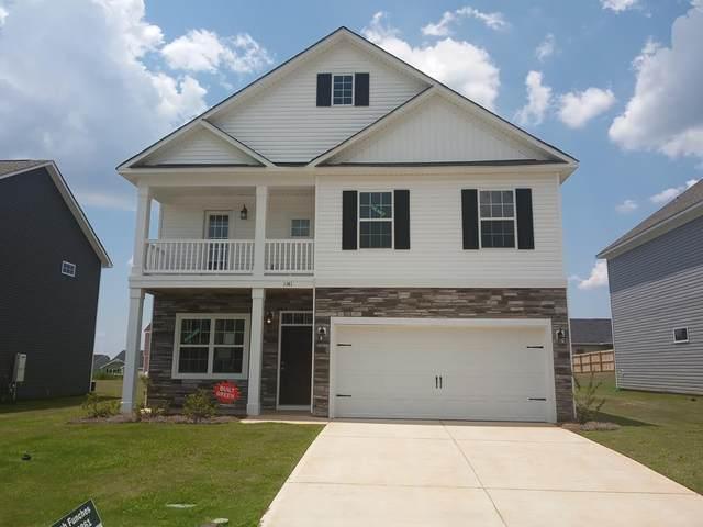 491 Geranium Street, Graniteville, SC 29829 (MLS #473427) :: Rose Evans Real Estate