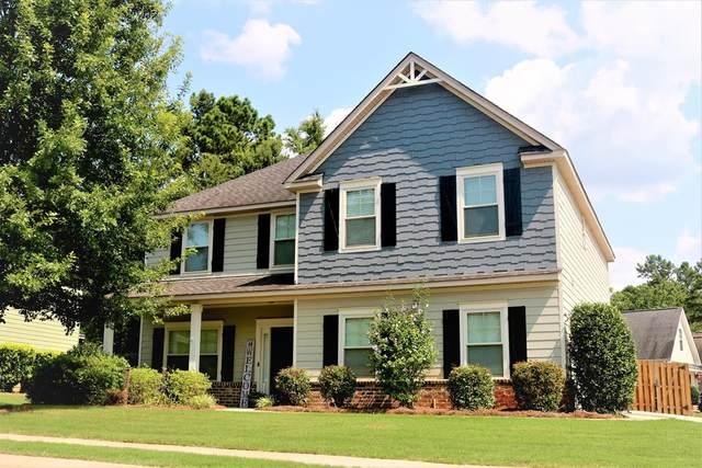 787 Herrington Drive, Grovetown, GA 30813 (MLS #473431) :: Southeastern Residential