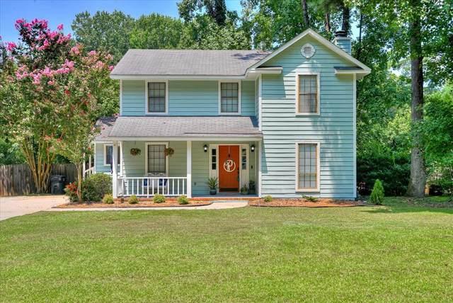 338 Saddletree Lane, Martinez, GA 30907 (MLS #473446) :: Southeastern Residential