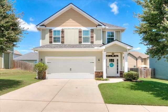 2505 Kari Lane, Grovetown, GA 30813 (MLS #473464) :: For Sale By Joe   Meybohm Real Estate