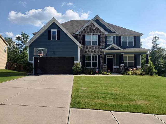830 Burch Creek Drive, Grovetown, GA 30813 (MLS #473466) :: Melton Realty Partners