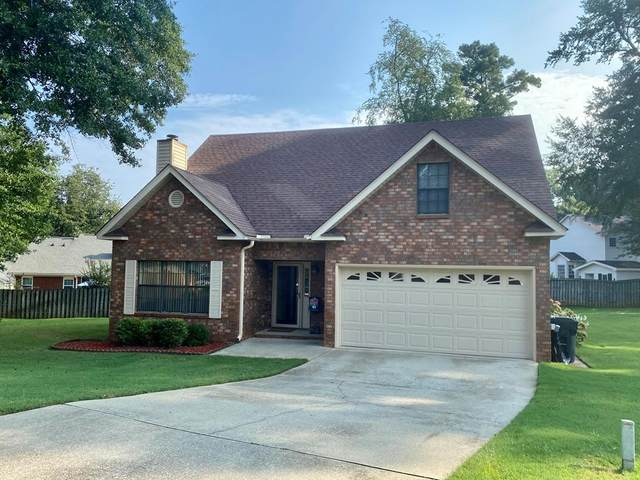 4618 Country Meadows Court, Martinez, GA 30907 (MLS #473469) :: RE/MAX River Realty