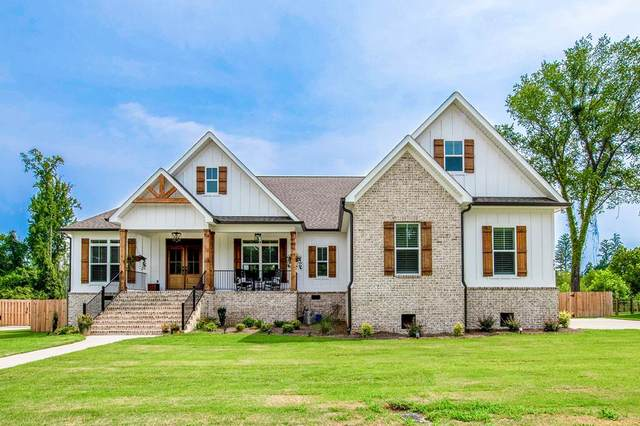593 Rivernorth Drive, North Augusta, SC 29841 (MLS #473472) :: Southeastern Residential