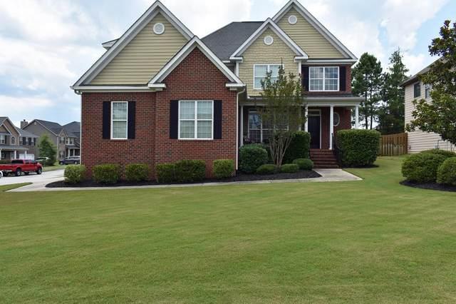 348 Bellhaven Drive, Evans, GA 30809 (MLS #473504) :: RE/MAX River Realty