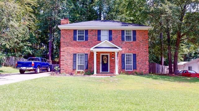 541 Huntedale Road, Evans, GA 30809 (MLS #473511) :: No Place Like Home Georgialina