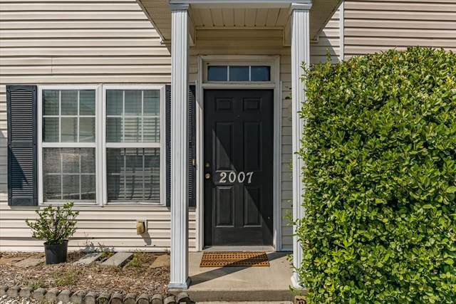 2007 Creekside Court, Augusta, GA 30909 (MLS #473513) :: Rose Evans Real Estate