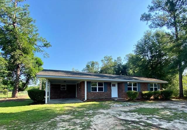 131 Jerry Road, Keysville, GA 30816 (MLS #473540) :: RE/MAX River Realty