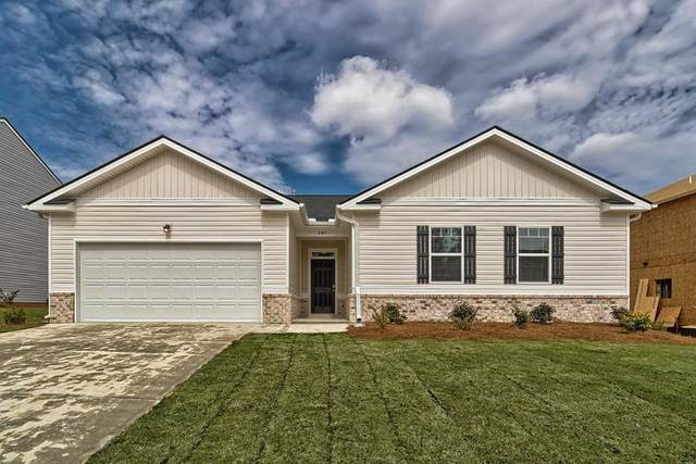 346 Donnington Court, Aiken, SC 29801 (MLS #473546) :: EXIT Realty Lake Country