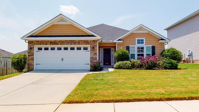 750 Whitney Pass, Evans, GA 30809 (MLS #473569) :: RE/MAX River Realty