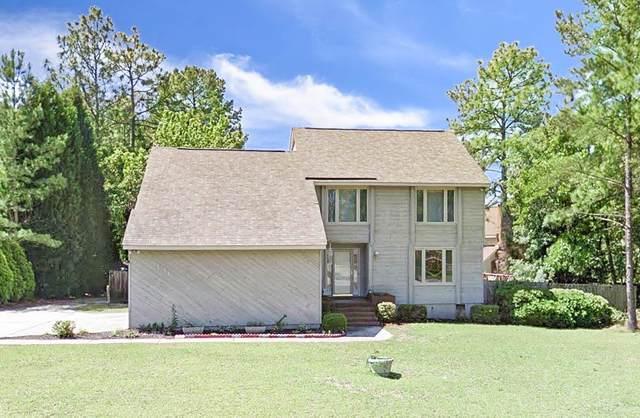 131 Foxwood Drive, Aiken, SC 29803 (MLS #473577) :: Shannon Rollings Real Estate