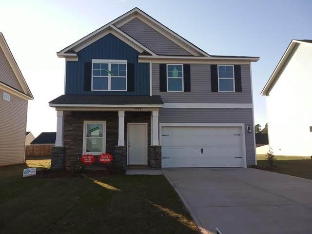 497 Geranium Street, Graniteville, SC 29829 (MLS #473590) :: Rose Evans Real Estate