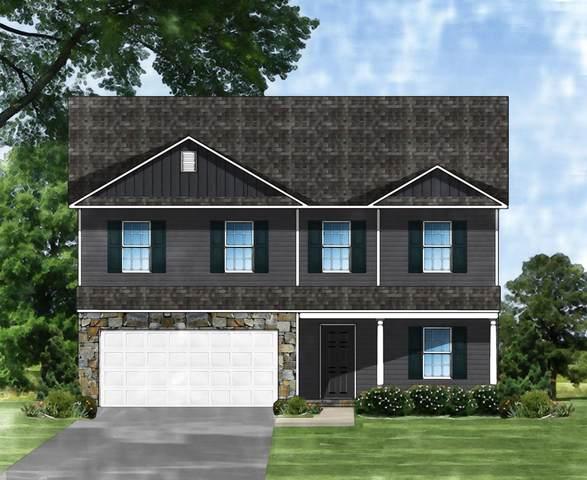 503 Geranium Street, Graniteville, SC 29829 (MLS #473591) :: Rose Evans Real Estate