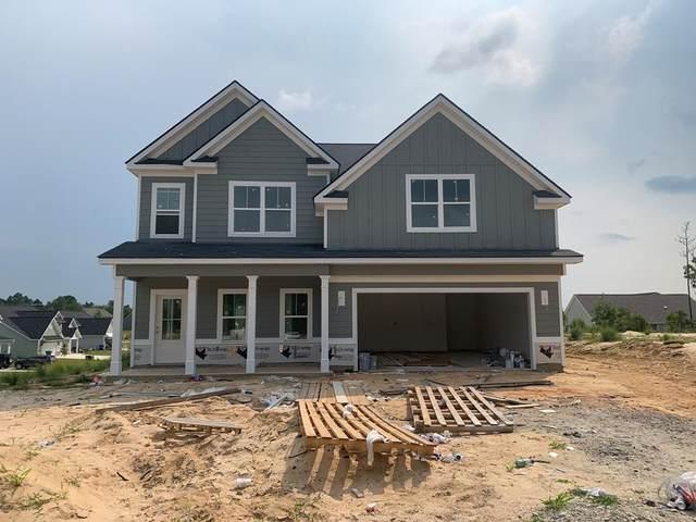 8033 Crossbow Landing, Graniteville, SC 29829 (MLS #473607) :: Rose Evans Real Estate