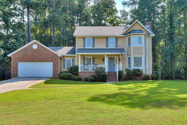 617 Fieldstone Way, Evans, GA 30809 (MLS #473631) :: Better Homes and Gardens Real Estate Executive Partners