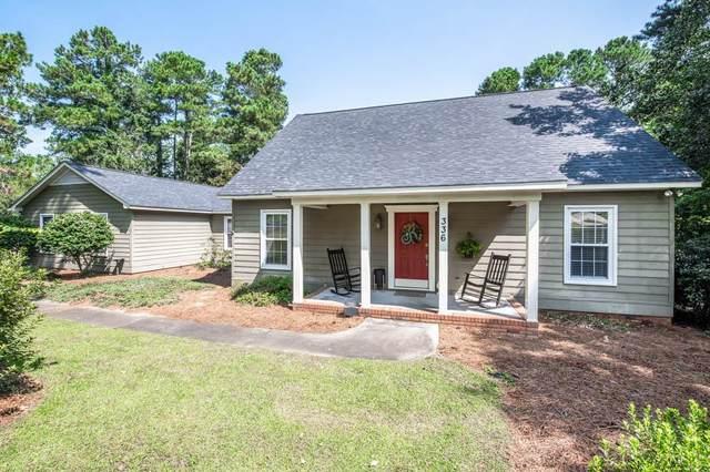 336 Savannah Drive, Aiken, SC 29803 (MLS #473632) :: Shannon Rollings Real Estate