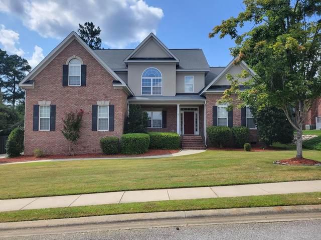 708 Brownsfield Lane, Evans, GA 30809 (MLS #473637) :: Rose Evans Real Estate