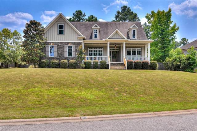 723 Marsh Point Road, Evans, GA 30809 (MLS #473639) :: Better Homes and Gardens Real Estate Executive Partners