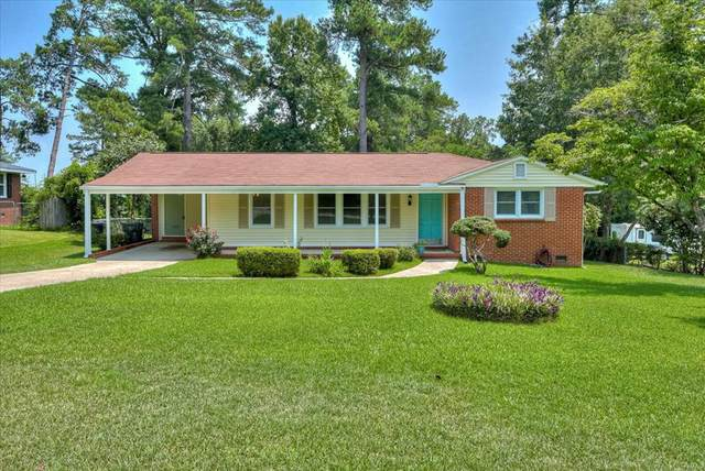 2222 Silverdale Drive, Augusta, GA 30909 (MLS #473642) :: Better Homes and Gardens Real Estate Executive Partners