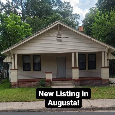1918 Starnes Street, Augusta, GA 30904 (MLS #473644) :: Better Homes and Gardens Real Estate Executive Partners