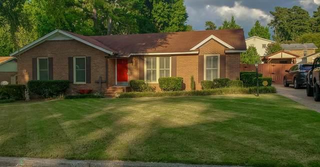 156 Holiday Drive, Martinez, GA 30907 (MLS #473646) :: Rose Evans Real Estate