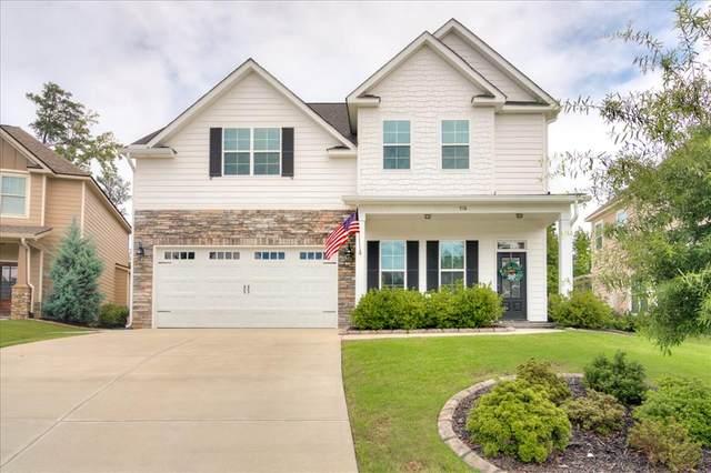 516 Windermere Street, Evans, GA 30809 (MLS #473647) :: Rose Evans Real Estate