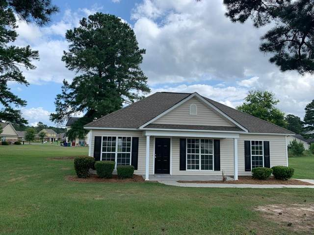157 D Ponder Road, Aiken, SC 29801 (MLS #473650) :: Rose Evans Real Estate