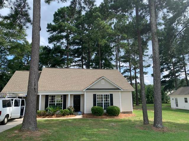 145 Dupont Drive Nw, Aiken, SC 29801 (MLS #473651) :: McArthur & Barnes Group | Meybohm Real Estate