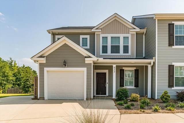 677 Aberdeen Circle, Grovetown, GA 30813 (MLS #473655) :: Rose Evans Real Estate