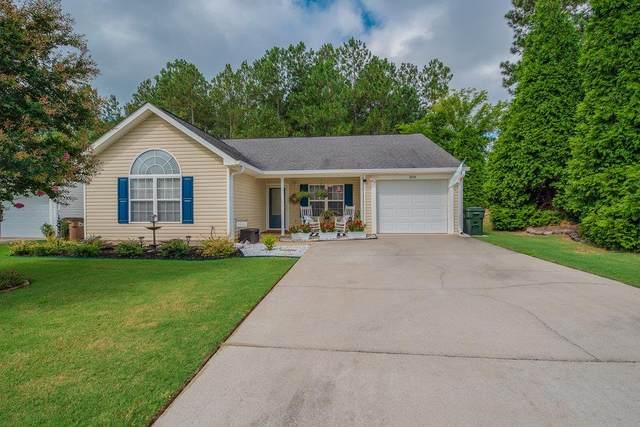 308 Beryl Drive, Aiken, SC 29803 (MLS #473660) :: Rose Evans Real Estate