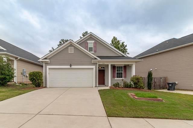 528 Brantley Cove Circle, Grovetown, GA 30813 (MLS #473664) :: Rose Evans Real Estate