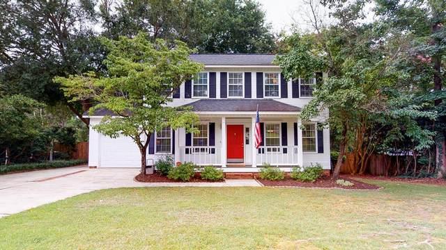 138 Crawford Drive, Martinez, GA 30907 (MLS #473665) :: Rose Evans Real Estate