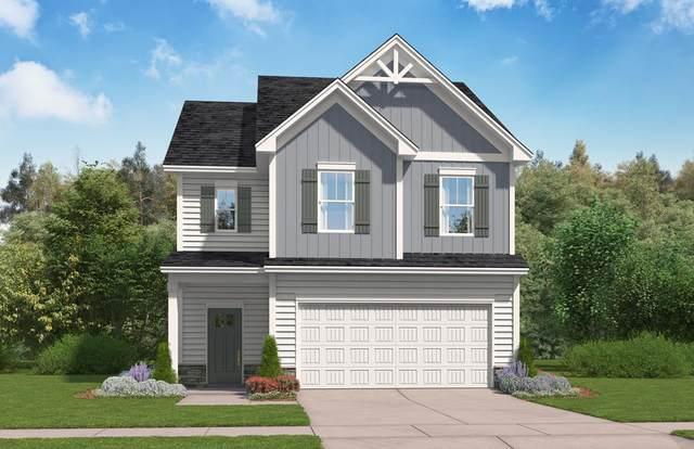 860 Delta Lane, Aiken, SC 29801 (MLS #473670) :: Rose Evans Real Estate