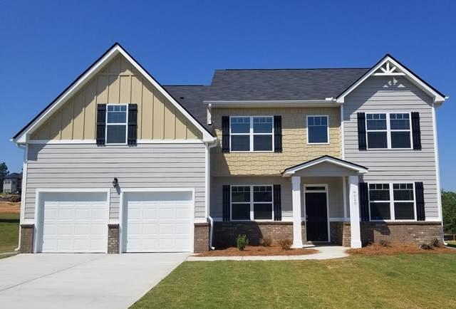 520 Post Oak Lane, Augusta, GA 30909 (MLS #473672) :: Rose Evans Real Estate