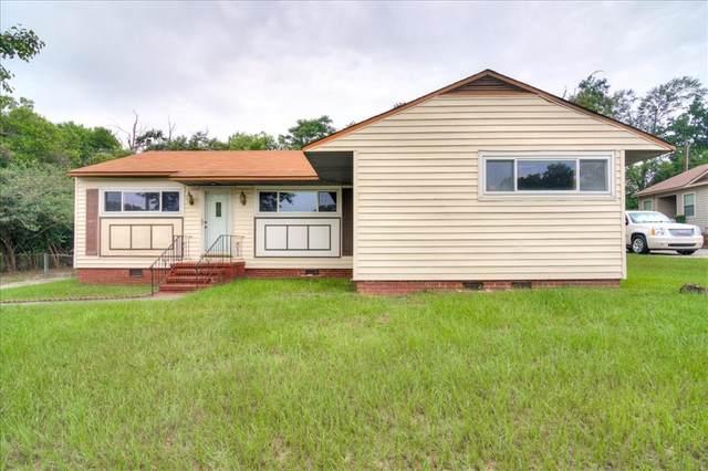 666 Hutchinson Drive, North Augusta, SC 29841 (MLS #473673) :: Rose Evans Real Estate